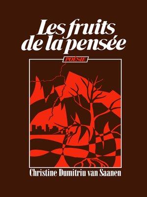 cover image of Les fruits de la pensée