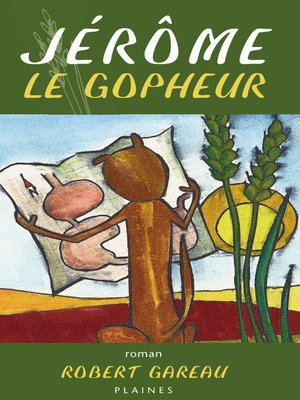 cover image of Jérôme le gopheur