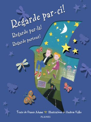 cover image of Regarde par-ici