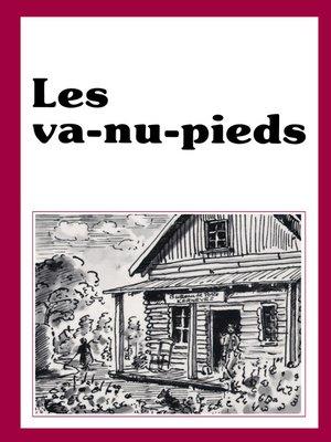 cover image of Les va-nu-pieds