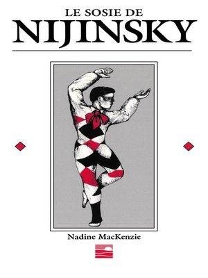 cover image of Le sosie de Nijinsky