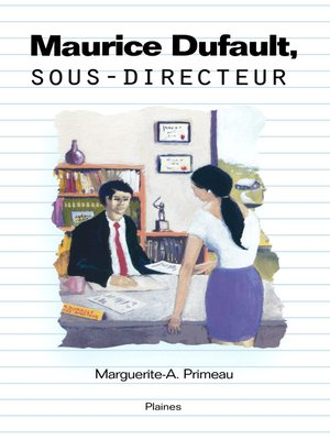 cover image of Maurice Dufault, Sous-directeur