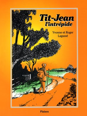 cover image of Tit-Jean l'intrépide