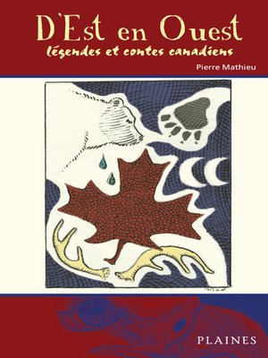 cover image of D'Est en Ouest