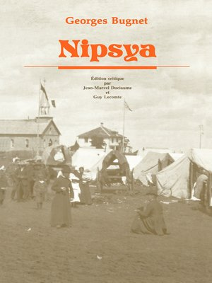 cover image of Nipsya, critique