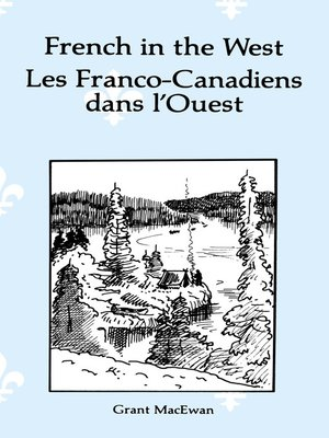 cover image of French in the West