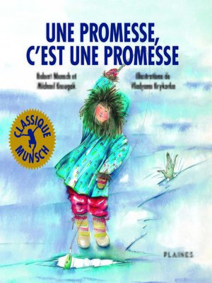 cover image of Une promesse, c'est une promesse