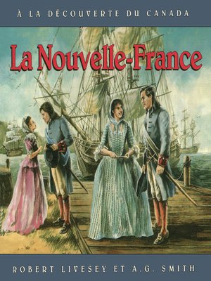 cover image of La Nouvelle-France