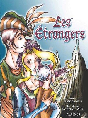 cover image of Les étrangers