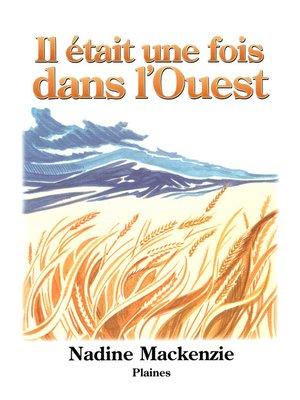 cover image of Il était une fois dans l'Ouest