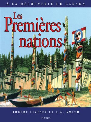 cover image of Les Premières nations