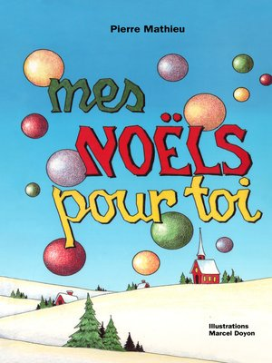 cover image of Mes Noëls pour toi