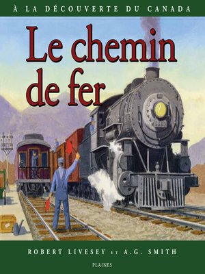 cover image of Le chemin de fer