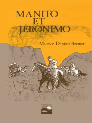 cover image of Manito et Jéronimo