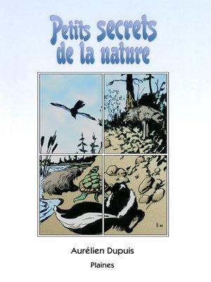 cover image of Petits secrets de la nature