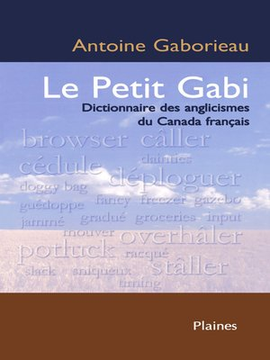 cover image of Le Petit Gabi
