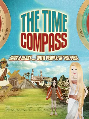 cover image of The Time Compass, Episode 22