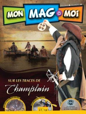 cover image of Sur les traces de Champlain