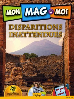 cover image of Disparitions inattendues
