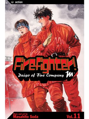 cover image of Firefighter!: Daigo of Fire Company M, Volume 11