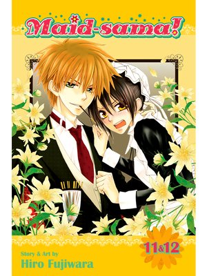 cover image of Maid-sama! (2-in-1 Edition), Volume 6
