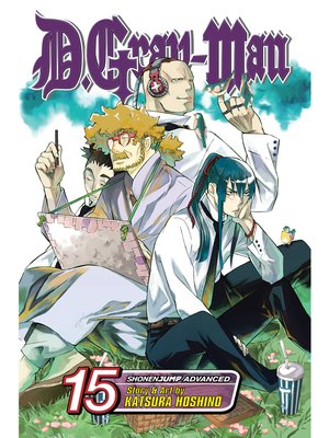 cover image of D.Gray-man, Volume 15
