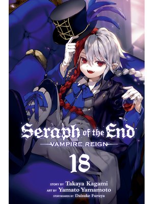 cover image of Seraph of the End, Volume 18