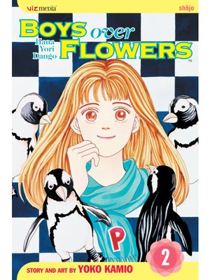 cover image of Boys Over Flowers, Volume 2
