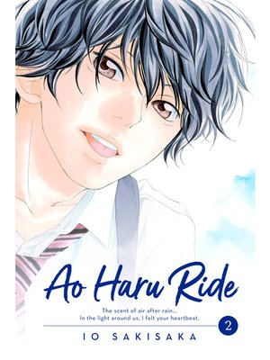 cover image of Ao Haru Ride, Volume 2