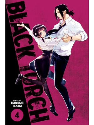 cover image of Black Torch, Volume 4