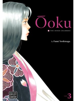 cover image of Ôoku: The Inner Chambers, Volume 3