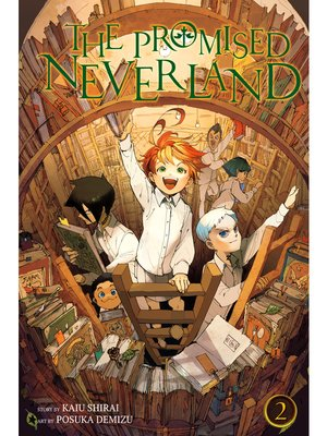 cover image of The Promised Neverland, Volume 2