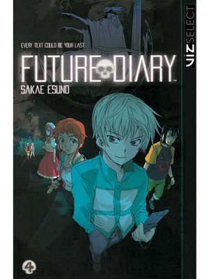 cover image of Future Diary, Volume 4