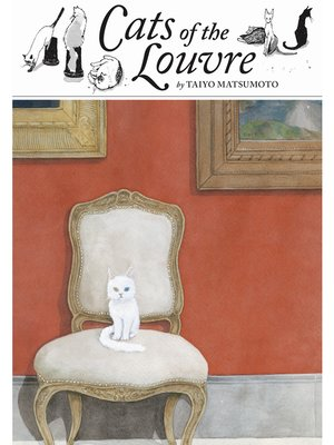 cover image of Cats of the Louvre
