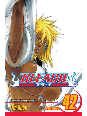 cover image of Bleach, Volume 42