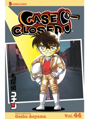 cover image of Case Closed, Volume 44