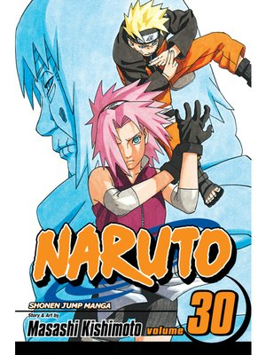 cover image of Naruto, Volume 30