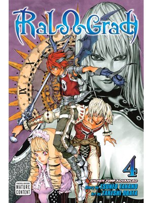 cover image of Ral Ω Grad, Volume 4