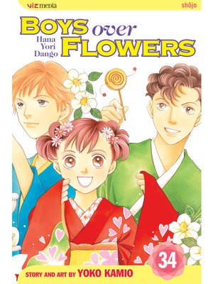 cover image of Boys Over Flowers, Volume 34