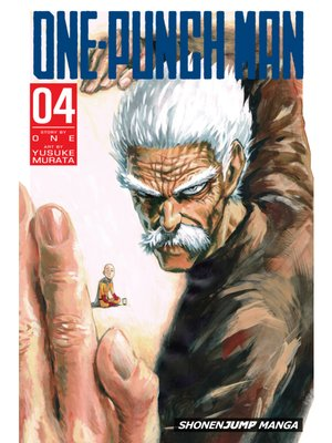 cover image of One-Punch Man, Volume 4