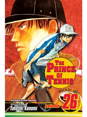 cover image of The Prince of Tennis, Volume 26
