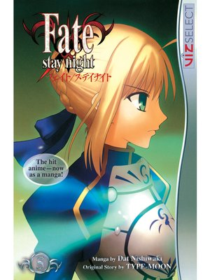 cover image of Fate/stay night, Volume 5