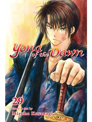 cover image of Yona of the Dawn, Volume 29