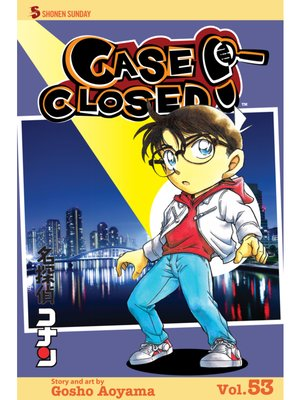 cover image of Case Closed, Volume 53