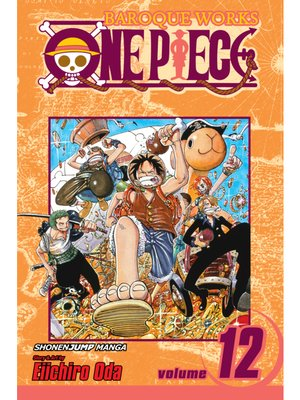 cover image of One Piece, Volume 12