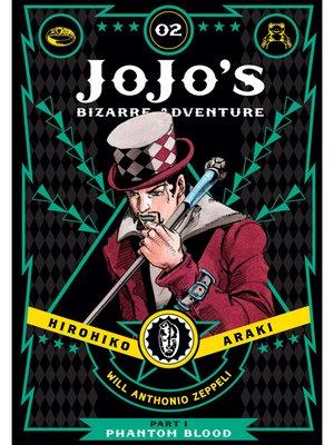 cover image of JoJo's Bizarre Adventure: Part 1 - Phantom Blood, Volume 2