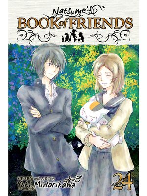 cover image of Natsume's Book of Friends, Volume 24