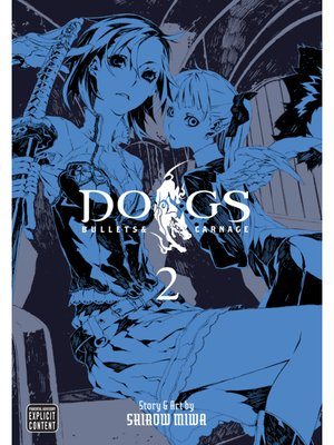 cover image of Dogs, Volume 3