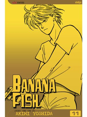 cover image of Banana Fish, Volume 11