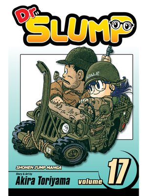 cover image of Dr. Slump, Volume 17
